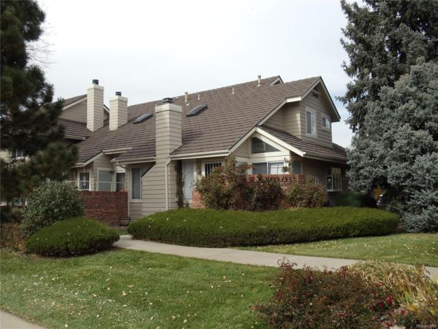5415 W Iliff Drive #101, Lakewood, CO 80227 (#2703182) :: The Tamborra Team
