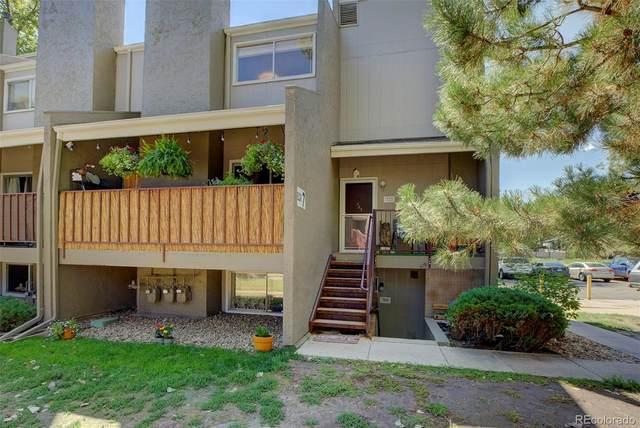 5300 E Cherry Creek South Drive #723, Denver, CO 80246 (MLS #2703185) :: Stephanie Kolesar