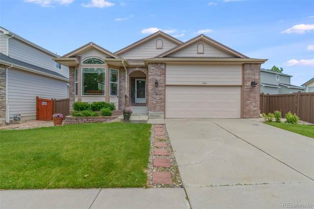 5564 S Fenton Street, Denver, CO 80123 (#2703306) :: West + Main Homes