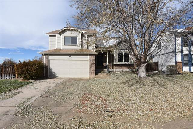 17501 E Dickenson Place, Aurora, CO 80013 (#2706786) :: The Peak Properties Group