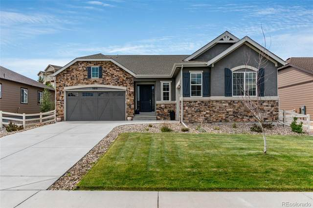 5891 Clover Ridge Circle, Castle Rock, CO 80104 (#2707043) :: The DeGrood Team