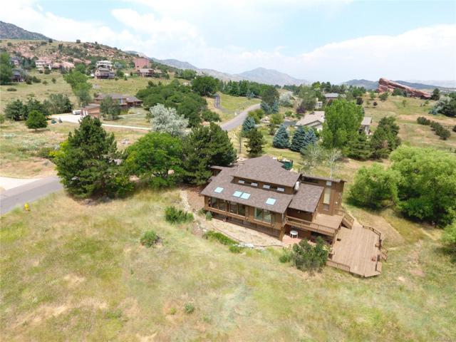 6491 Crestbrook Drive, Morrison, CO 80465 (MLS #2712558) :: 8z Real Estate