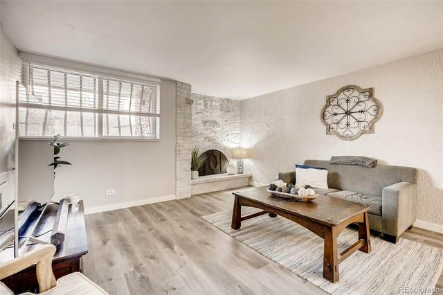 1350 Josephine Street #106, Denver, CO 80206 (#2713213) :: The Colorado Foothills Team | Berkshire Hathaway Elevated Living Real Estate