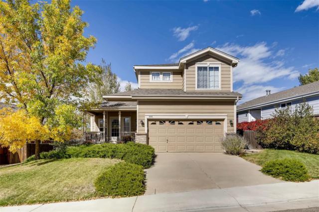 6636 Fonder Drive, Parker, CO 80134 (MLS #2713579) :: 8z Real Estate
