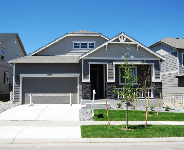 17991 E Emilia Drive, Parker, CO 80134 (#2717571) :: Group 46:10 - Denver