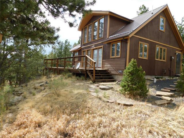 710 Gabbert Drive, Westcliffe, CO 81252 (#2719946) :: Wisdom Real Estate