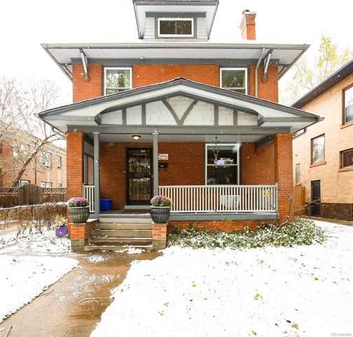 1366 Milwaukee Street, Denver, CO 80206 (#2721240) :: True Performance Real Estate
