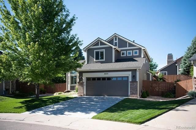 8822 Fairway Oaks Way, Lone Tree, CO 80124 (MLS #2722106) :: 8z Real Estate