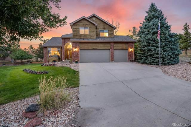 5247 Red Oak Way, Parker, CO 80134 (MLS #2722152) :: 8z Real Estate