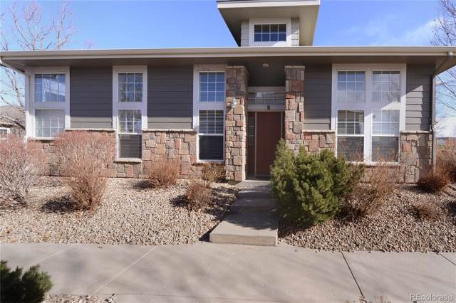5600 W 3rd Street 5-R, Greeley, CO 80634 (MLS #2724418) :: 8z Real Estate