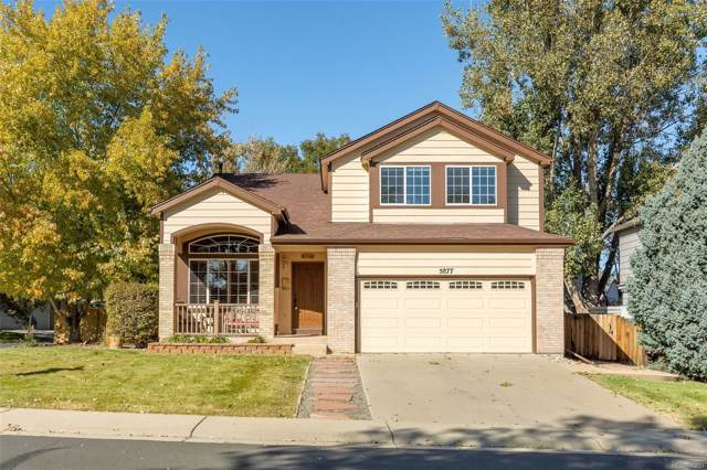 5877 W 117th Place, Westminster, CO 80020 (MLS #2724578) :: 8z Real Estate