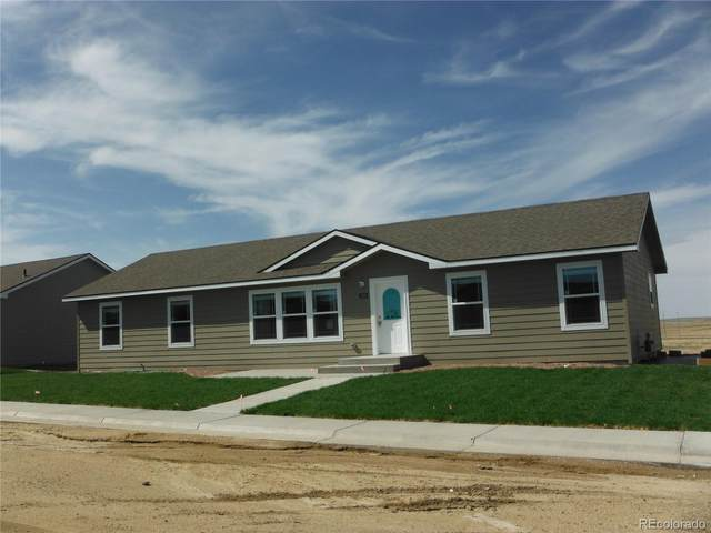 1788 9th Street, Limon, CO 80828 (#2724899) :: The DeGrood Team