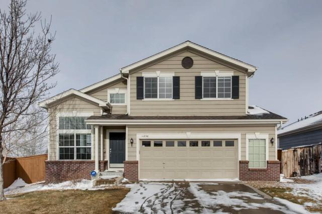 11856 Trail View Lane, Parker, CO 80134 (#2725331) :: The HomeSmiths Team - Keller Williams