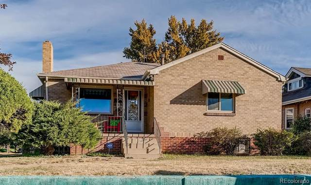 3393 W 26th Avenue, Denver, CO 80211 (MLS #2725965) :: Kittle Real Estate
