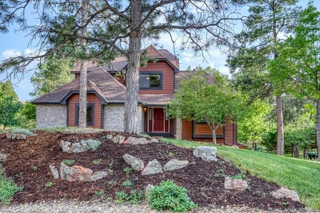 9690 Huggins Court, Parker, CO 80134 (#2729258) :: Mile High Luxury Real Estate