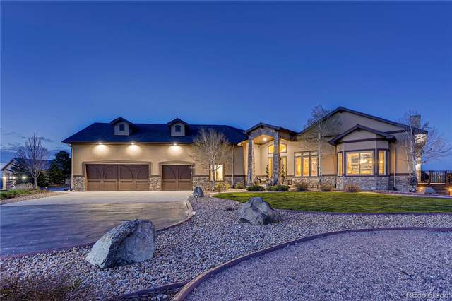 11624 Dunrich Road, Parker, CO 80138 (#2730022) :: The Healey Group