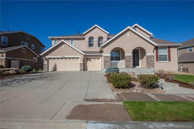 2745 Ironwood Circle, Erie, CO 80516 (#2731055) :: The Peak Properties Group