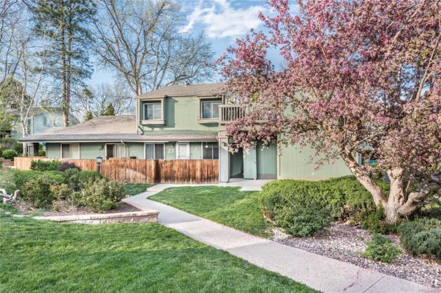 2557 S Dover Street #23, Lakewood, CO 80227 (#2732127) :: My Home Team