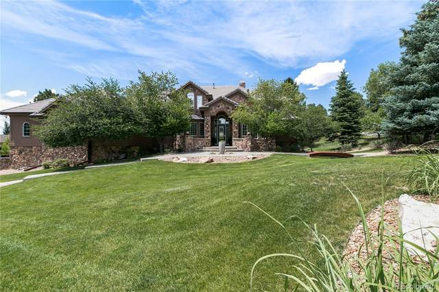 8505 Windhaven Drive, Parker, CO 80134 (#2734416) :: The HomeSmiths Team - Keller Williams