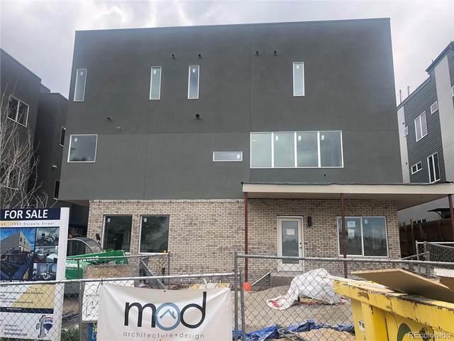 1277 Osceola Street, Denver, CO 80204 (MLS #2738042) :: 8z Real Estate