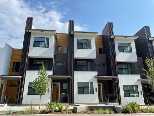 2889 W 10th Avenue, Denver, CO 80204 (#2740484) :: Re/Max Structure