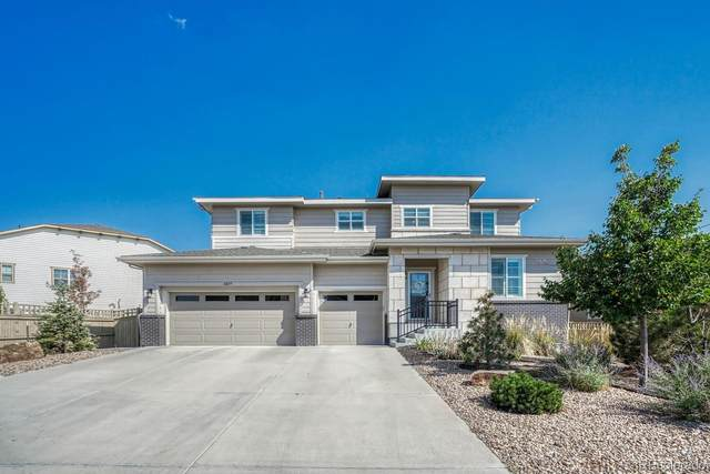 4277 Manorbrier Circle, Castle Rock, CO 80104 (#2745787) :: The DeGrood Team