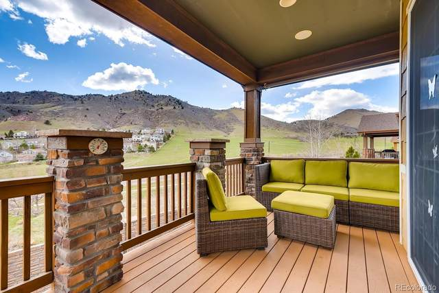 718 Joseph Circle, Golden, CO 80403 (MLS #2747663) :: Kittle Real Estate