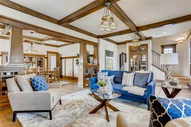 1601 Poplar Street, Denver, CO 80220 (#2748171) :: Briggs American Properties