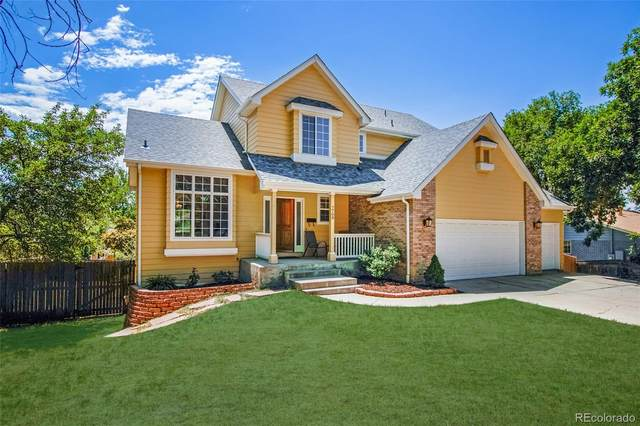 7708 W 62nd Place, Arvada, CO 80004 (#2749525) :: Peak Properties Group