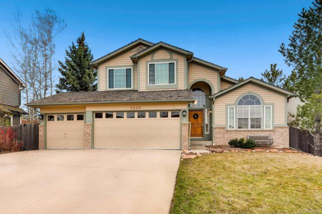 9829 Cypress Point Circle, Lone Tree, CO 80124 (#2754741) :: The HomeSmiths Team - Keller Williams
