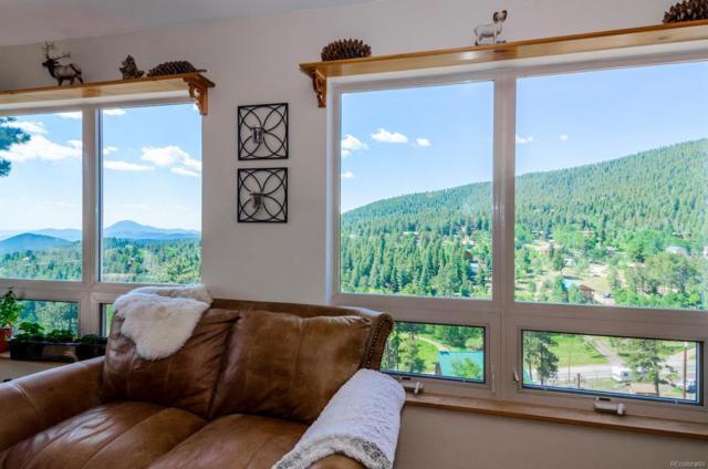 336 N Ridge Road, Bailey, CO 80421 (#2757100) :: The Peak Properties Group