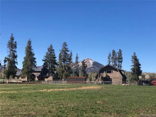 58255 Red Creek Road, Clark, CO 80428 (#2759594) :: Stephanie Fryncko | Keller Williams Integrity