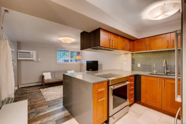 1833 N Williams Street #108, Denver, CO 80218 (#2759844) :: Wisdom Real Estate