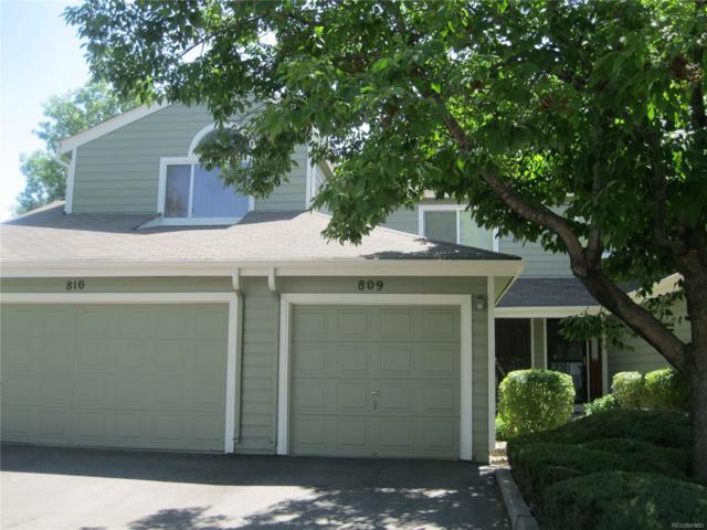 7474 E Arkansas Avenue 8-09, Denver, CO 80231 (MLS #2762034) :: 8z Real Estate