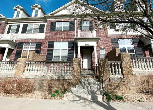 3766 S Dayton Street, Aurora, CO 80014 (#2762252) :: Hudson Stonegate Team