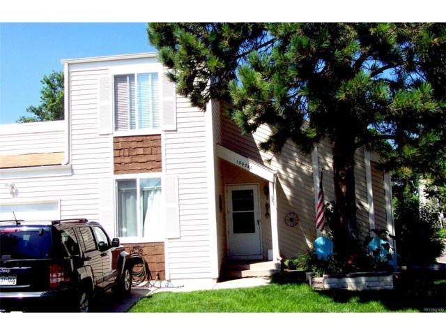 15974 E Rice Place A, Aurora, CO 80015 (MLS #2764687) :: 8z Real Estate