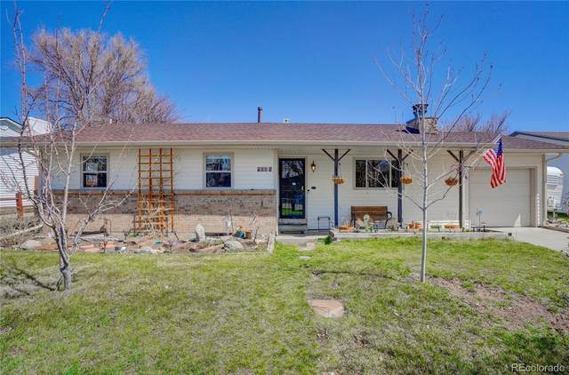 6842 Marshall Street, Arvada, CO 80003 (#2767185) :: Berkshire Hathaway HomeServices Innovative Real Estate