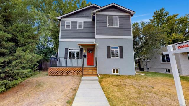 3741 S Logan Street, Englewood, CO 80113 (#2767206) :: The Heyl Group at Keller Williams