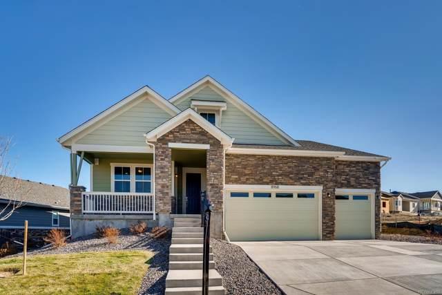 8968 S Catawba Street, Aurora, CO 80016 (MLS #2771956) :: 8z Real Estate
