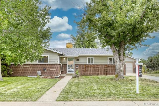 1196 S Kendall Court, Lakewood, CO 80232 (#2772353) :: My Home Team