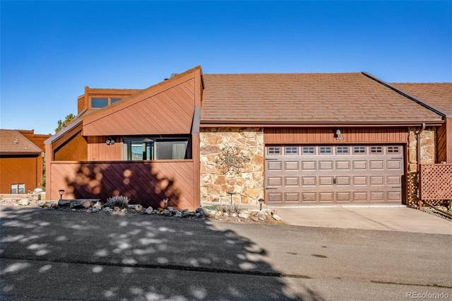 4469 Sentinel Rock Terrace, Larkspur, CO 80118 (#2773798) :: The HomeSmiths Team - Keller Williams