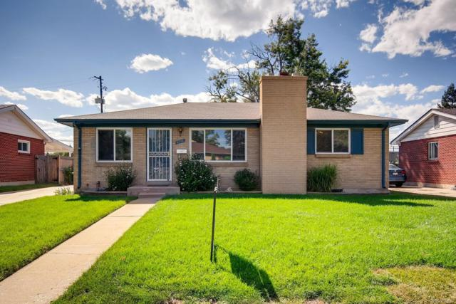4075 S Jason Street, Englewood, CO 80110 (MLS #2775606) :: 8z Real Estate