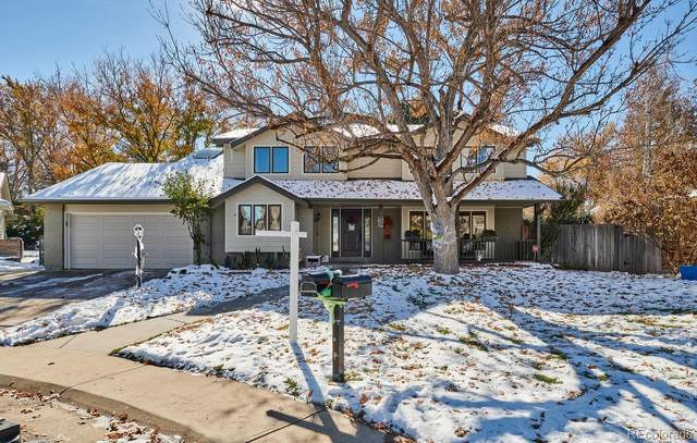 5374 E Lake Place, Centennial, CO 80121 (MLS #2775919) :: Neuhaus Real Estate, Inc.