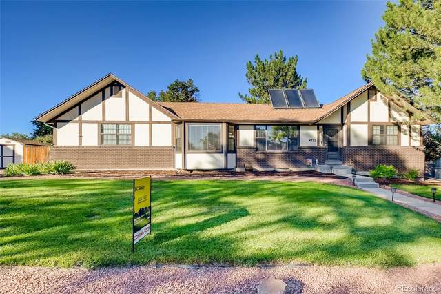 4575 W Ponds Drive, Littleton, CO 80123 (#2783245) :: Own-Sweethome Team