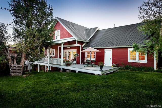 15 Nob Street, Steamboat Springs, CO 80487 (#2783285) :: RazrGroup