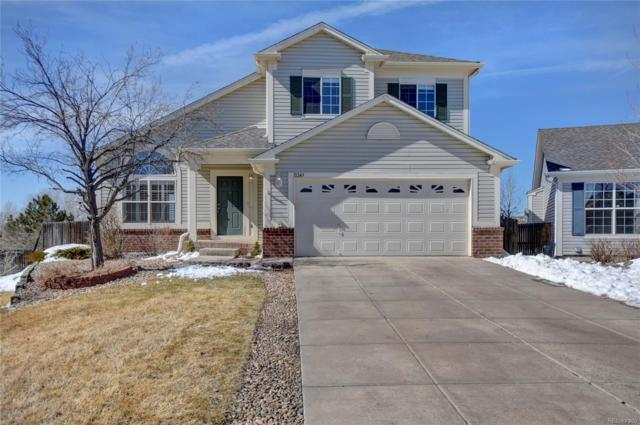 11243 Gallahadion Court, Parker, CO 80138 (#2783717) :: The HomeSmiths Team - Keller Williams
