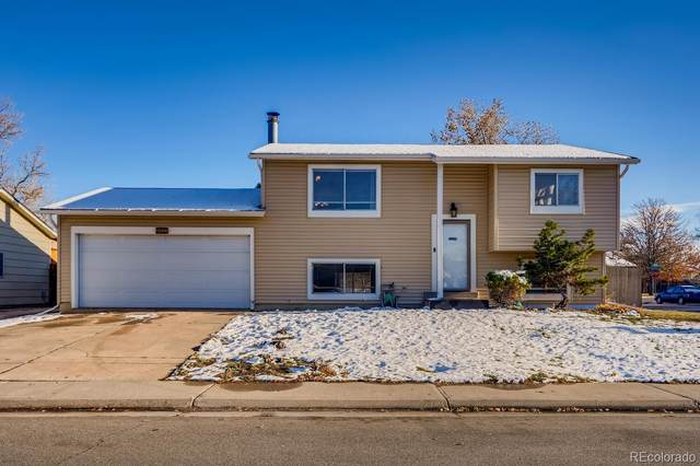 6094 S Dudley Way, Littleton, CO 80123 (#2783885) :: The DeGrood Team