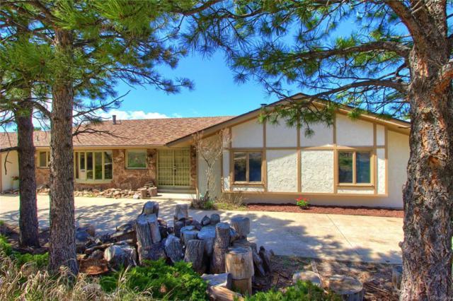 45 Lookout Mountain Circle, Golden, CO 80401 (#2785730) :: The HomeSmiths Team - Keller Williams