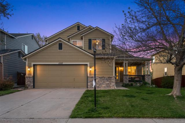 1557 Tanaka Drive, Erie, CO 80516 (#2786190) :: House Hunters Colorado