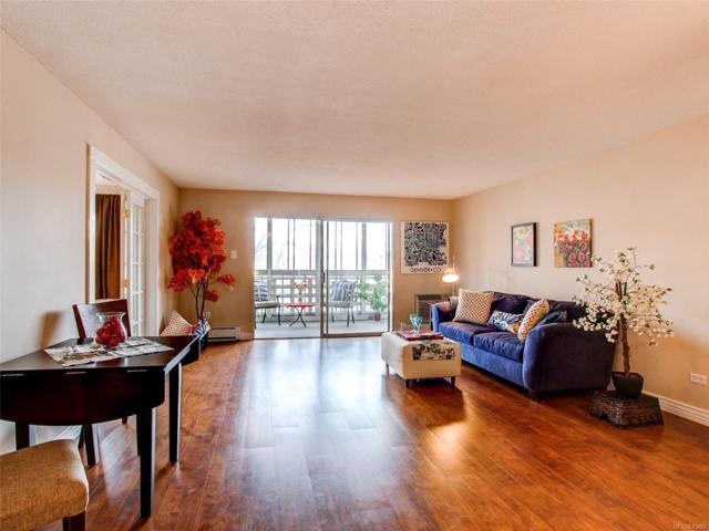 9625 E Center Avenue 4C, Denver, CO 80247 (#2792283) :: The HomeSmiths Team - Keller Williams